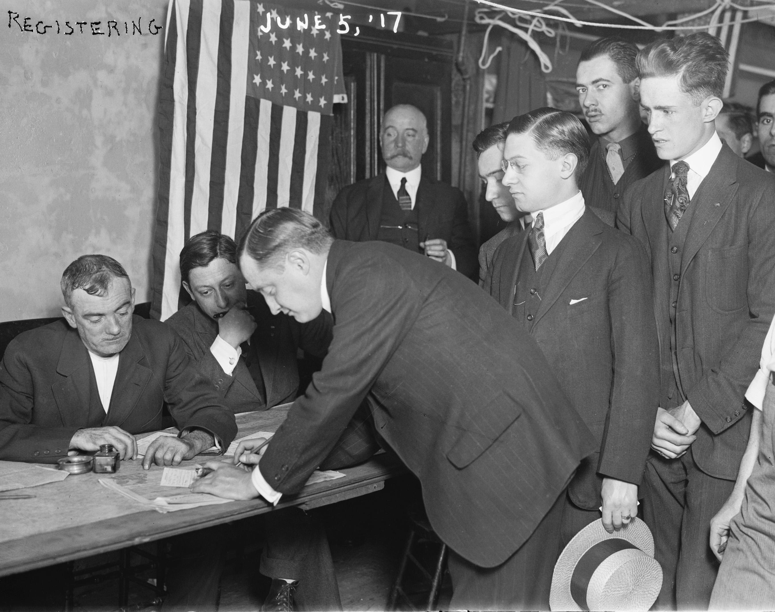 USA registration