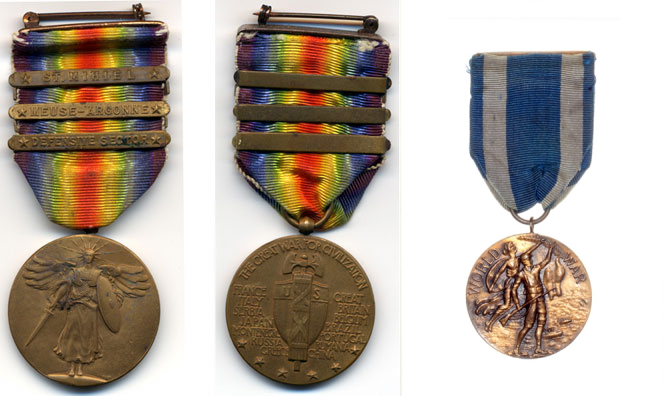 john elmer medals