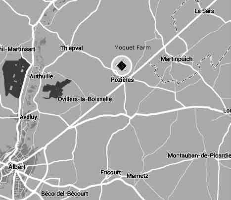 Moquet Farm map