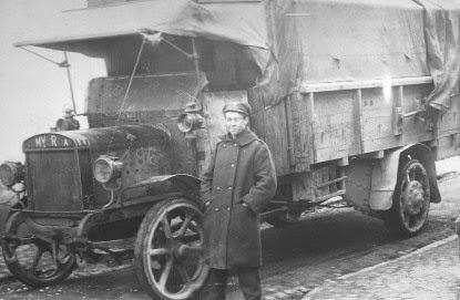 ASC Commer truck