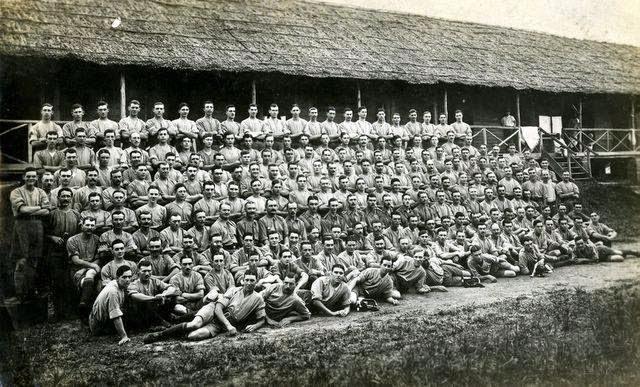 4th Bn in Far East C 1916