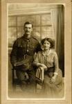 Fanny Blincoe Hill [4423] born 1893 and Husband Arthur Charles Hill