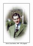 Hector Lionel Barber son of Rose Ellen Blencowe [1700] 1877–1961