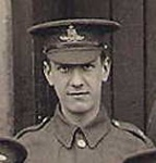 Harold Spencer 1890-1953 husband of Edith Blencowe [4342]